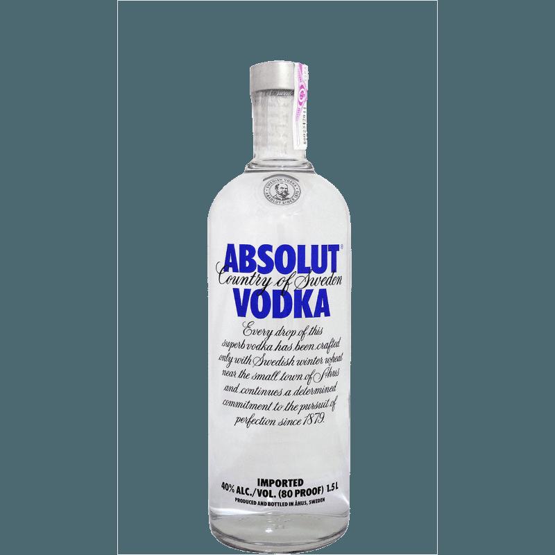 Comprar ABSOLUT al mejor precio en BNG Bebidas - Compra Vodkas ABSOLUT online al mejor precio en BNG bebidas.
