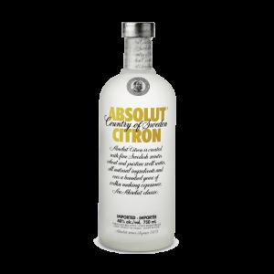 Comprar ABSOLUT CITRON al mejor precio en BNG Bebidas - Compra Vodkas ABSOLUT online al mejor precio en BNG bebidas.
