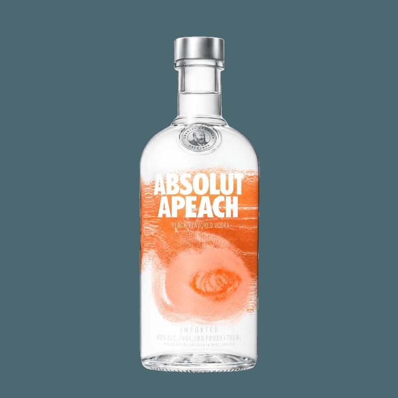 Comprar ABSOLUT MELOCOTON al mejor precio en BNG Bebidas - Compra Vodkas ABSOLUT online al mejor precio en BNG bebidas.