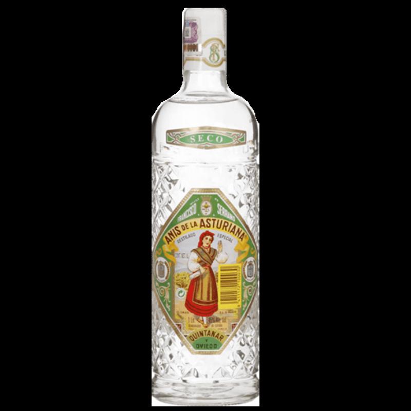 Comprar ASTURIANA SECO al mejor precio en BNG Bebidas - Compra Anis Y Pacharan ASTURIANA online al mejor precio en BNG bebidas.