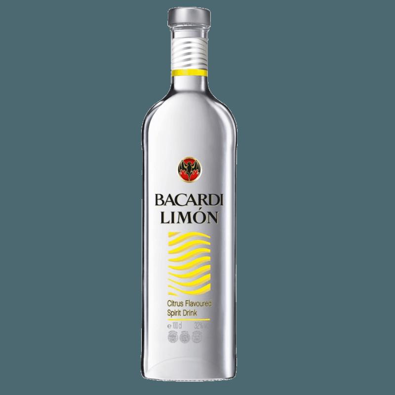 Comprar BACARDI LIMON al mejor precio en BNG Bebidas - Compra Rones BACARDI online al mejor precio en BNG bebidas.