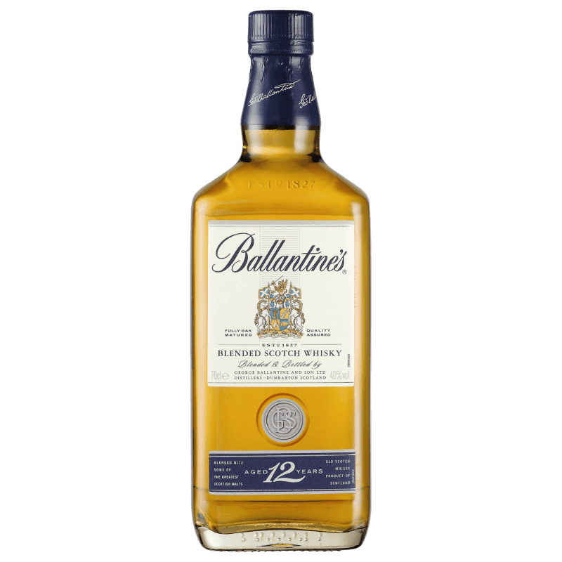 Comprar BALLANTINES 12 ANOS al mejor precio en BNG Bebidas - Compra Whiskys BALLANTINES online al mejor precio en BNG bebidas.