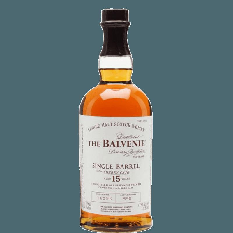 Comprar BALVENIE 15 ANOS al mejor precio en BNG Bebidas - Compra Whiskys BALVENIE online al mejor precio en BNG bebidas.
