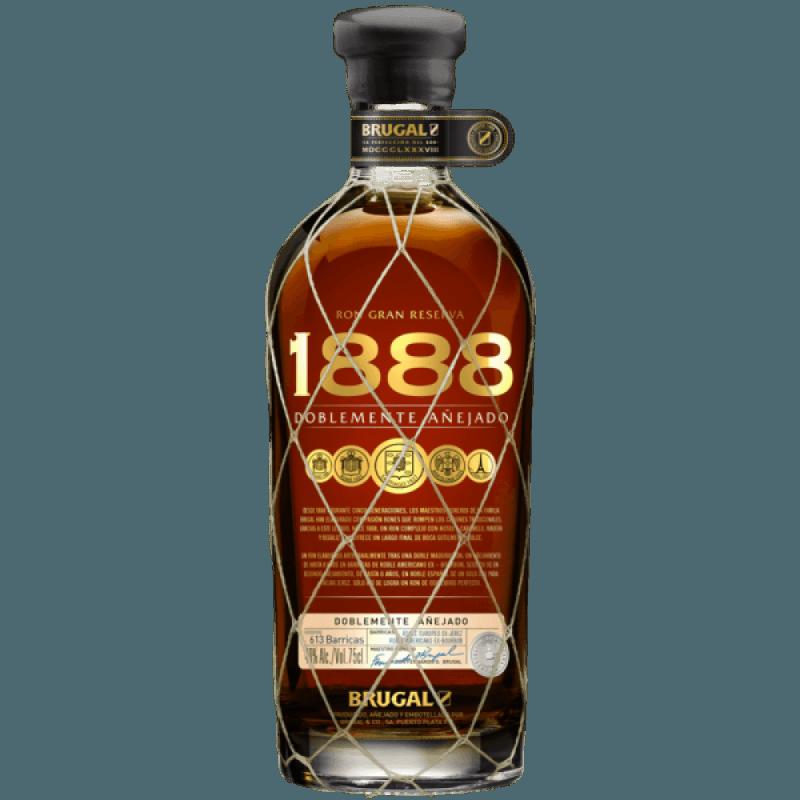 Comprar BRUGAL 1888 RESERVA al mejor precio en BNG Bebidas - Compra Rones BRUGAL online al mejor precio en BNG bebidas.