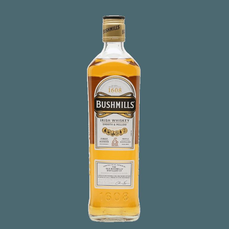 Comprar BUSHMILLS ORIGINAL al mejor precio en BNG Bebidas - Compra Whiskys BUSHMILLS online al mejor precio en BNG bebidas.