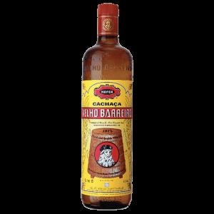 Comprar CACHACA VELHO BARREIRO al mejor precio en BNG Bebidas - Compra Ponche Y Aguard. VELHO BARREIRO online al mejor precio en BNG bebidas.