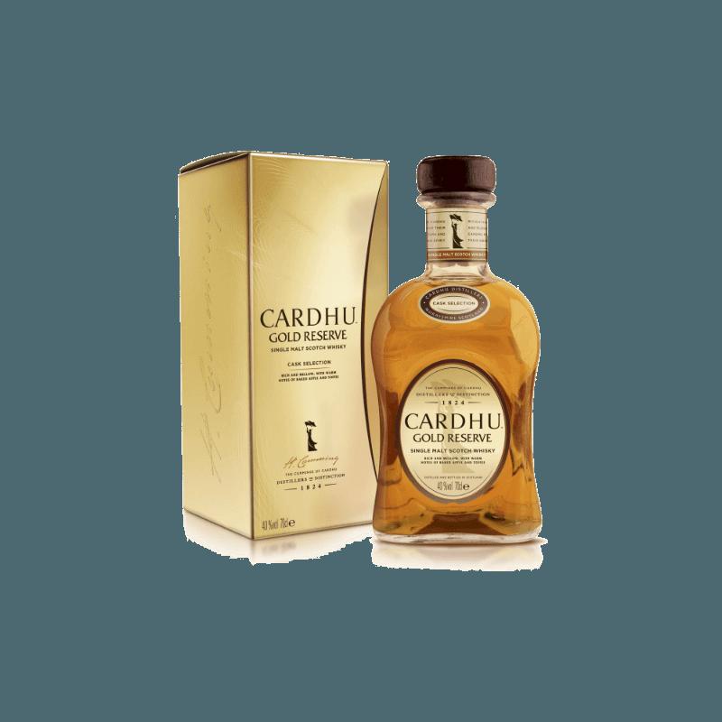 Comprar CARDHU GOLD al mejor precio en BNG Bebidas - Compra Whiskys CARDHU online al mejor precio en BNG bebidas.