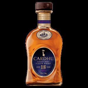 Comprar CARDHU SINGLE MALT 18 ANOS al mejor precio en BNG Bebidas - Compra Whiskys CARDHU online al mejor precio en BNG bebidas.