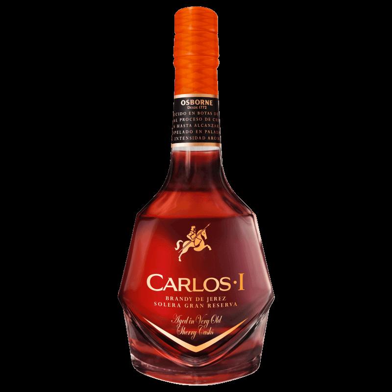 Comprar CARLOS I al mejor precio en BNG Bebidas - Compra Brandy Y Cognacs CARLOS online al mejor precio en BNG bebidas.