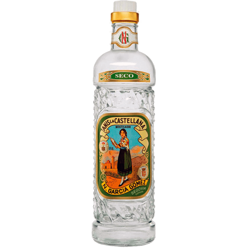 Comprar CASTELLANA SECO al mejor precio en BNG Bebidas - Compra Anis Y Pacharan CASTELLANA online al mejor precio en BNG bebidas.