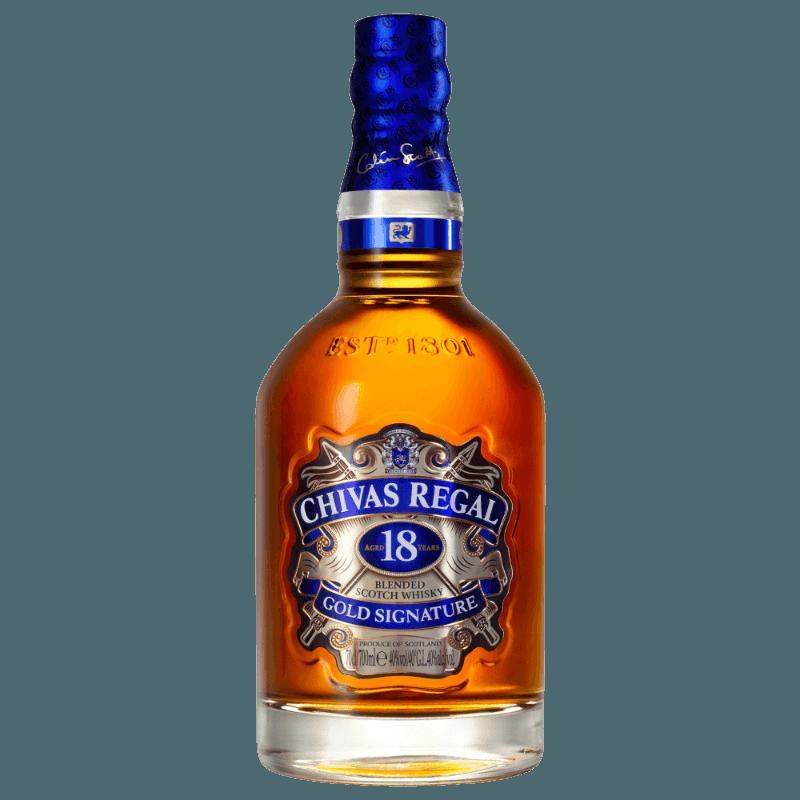 Comprar CHIVAS REGAL 18 ANOS al mejor precio en BNG Bebidas - Compra Whiskys CHIVAS online al mejor precio en BNG bebidas.