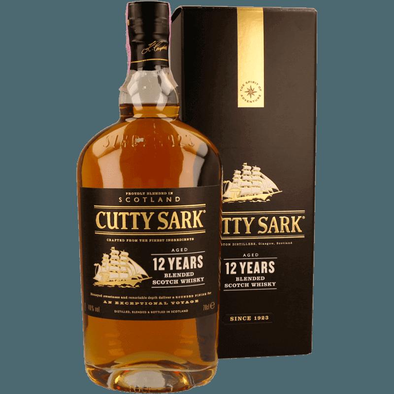 Comprar CUTTY SARK 12 ANOS al mejor precio en BNG Bebidas - Compra Whiskys CUTTY SARK online al mejor precio en BNG bebidas.