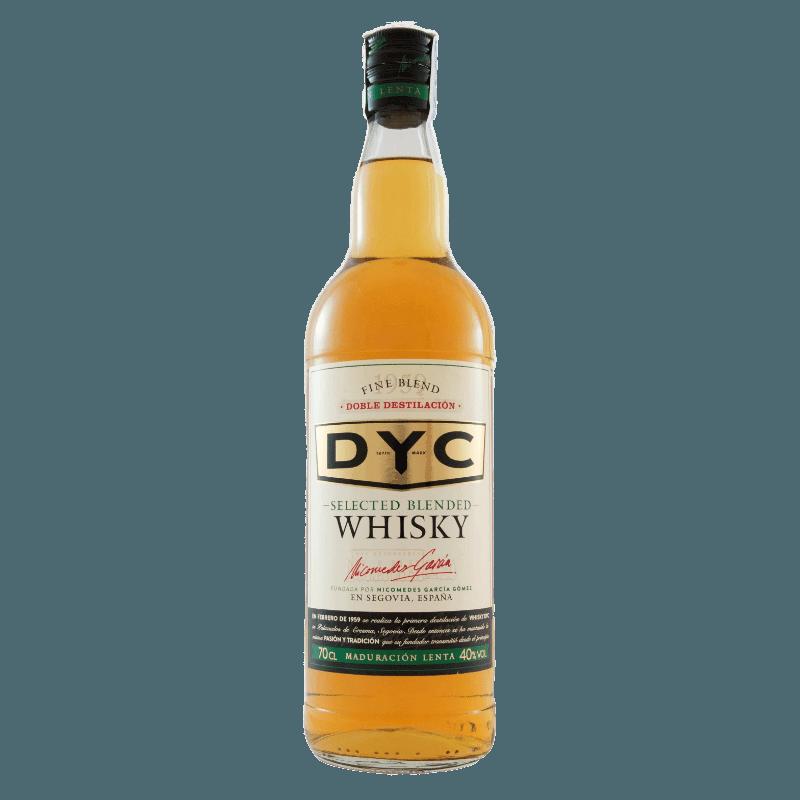 Comprar DYC 5 al mejor precio en BNG Bebidas - Compra Whiskys DYC online al mejor precio en BNG bebidas.