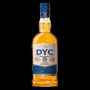 Comprar DYC 8 ANOS al mejor precio en BNG Bebidas - Compra Whiskys DYC online al mejor precio en BNG bebidas.