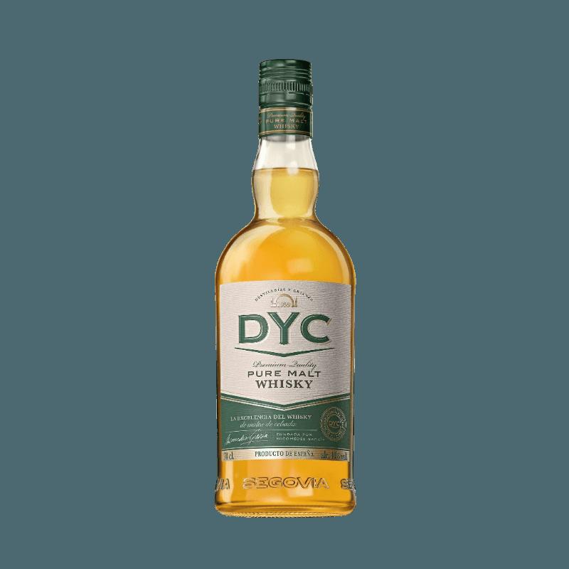 Comprar DYC MALTA al mejor precio en BNG Bebidas - Compra Whiskys DYC online al mejor precio en BNG bebidas.