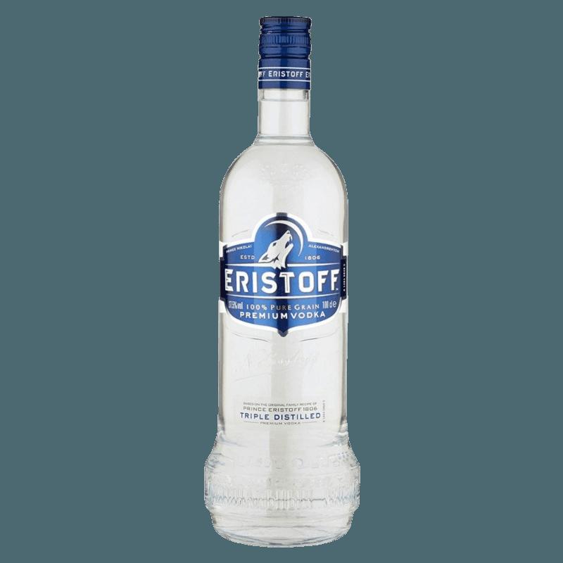 Comprar ERISTOFF al mejor precio en BNG Bebidas - Compra Vodkas ERISTOFF online al mejor precio en BNG bebidas.
