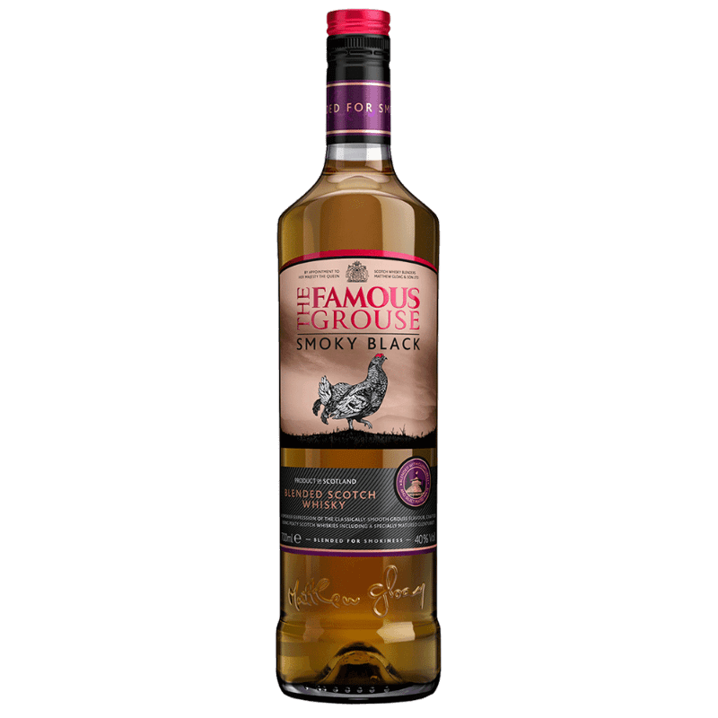 Comprar FAMOUS GROUSE SMOKY BLACK al mejor precio en BNG Bebidas - Compra Whiskys FAMOUS GROUSE online al mejor precio en BNG bebidas.