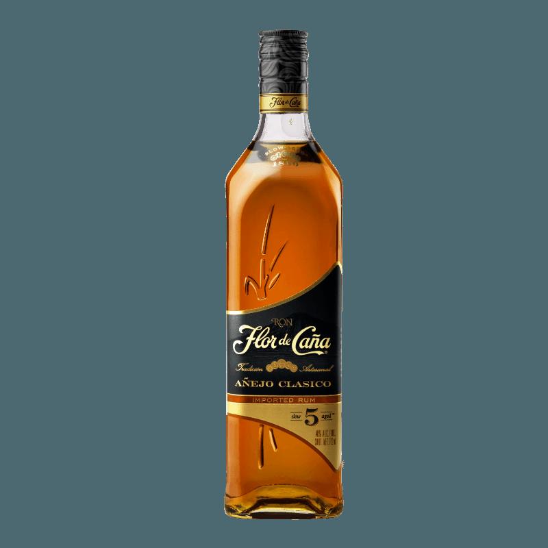 Comprar FLOR DE CAÑA 5 ANOS al mejor precio en BNG Bebidas - Compra Rones FLOR DE CAÑA online al mejor precio en BNG bebidas.