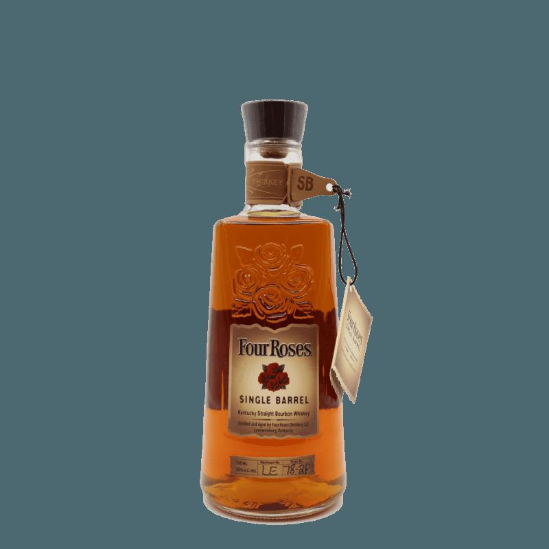 Comprar FOUR ROSES SINGLE BARREL al mejor precio en BNG Bebidas - Compra Whiskys FOUR ROSES online al mejor precio en BNG bebidas.
