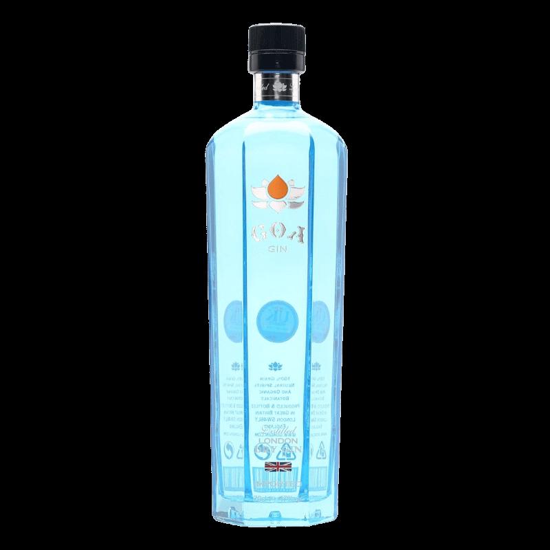 Comprar GIN GOA LONDON DRY al mejor precio en BNG Bebidas - Compra Ginebras GOA online al mejor precio en BNG bebidas.