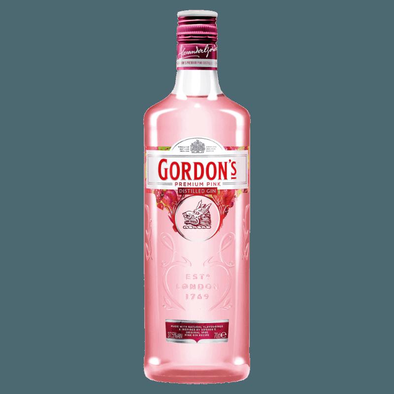 Comprar GIN GORDON`S PINK al mejor precio en BNG Bebidas - Compra Ginebras GORDONS online al mejor precio en BNG bebidas.