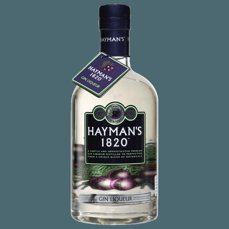 Comprar GIN HAYMANS 1820 LIQUEUR al mejor precio en BNG Bebidas - Compra Ginebras HAYMANS online al mejor precio en BNG bebidas.