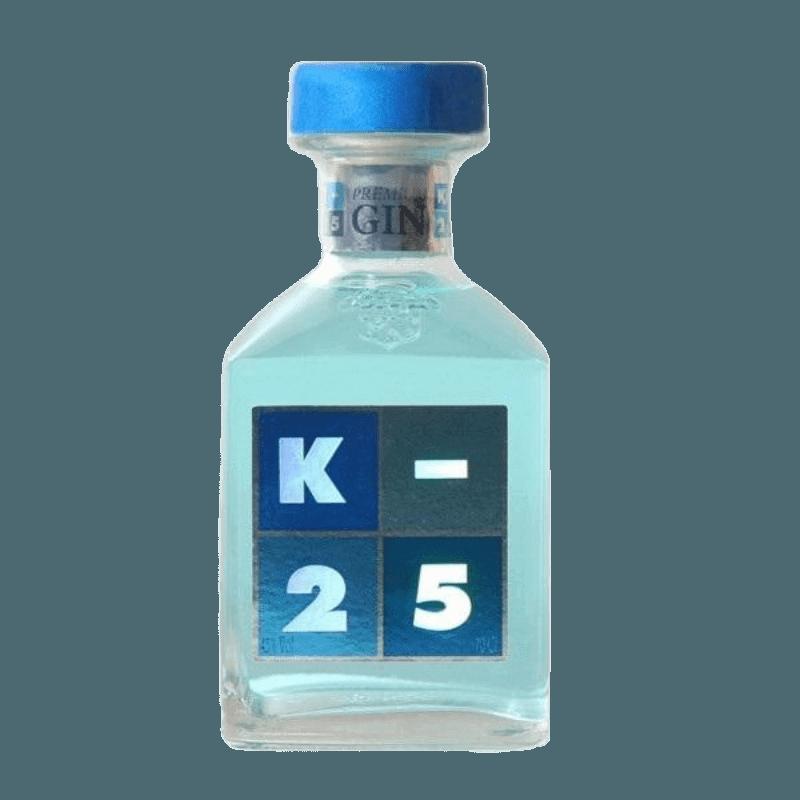 Comprar GIN K-25 PREMIUM al mejor precio en BNG Bebidas - Compra Ginebras K-25 online al mejor precio en BNG bebidas.