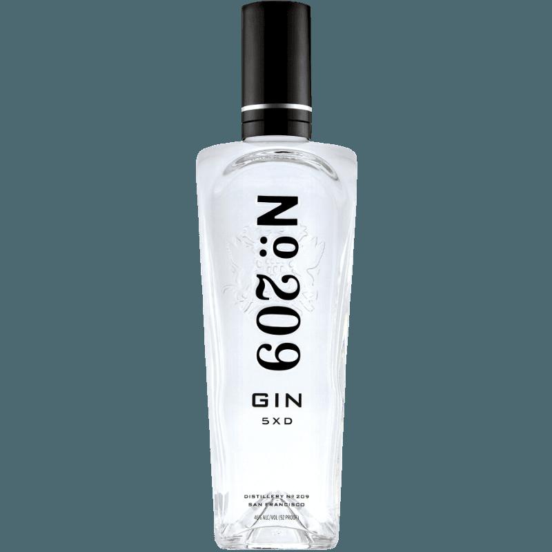 Comprar GIN N 209  5 X D GIN al mejor precio en BNG Bebidas - Compra Ginebras Nº 209 online al mejor precio en BNG bebidas.