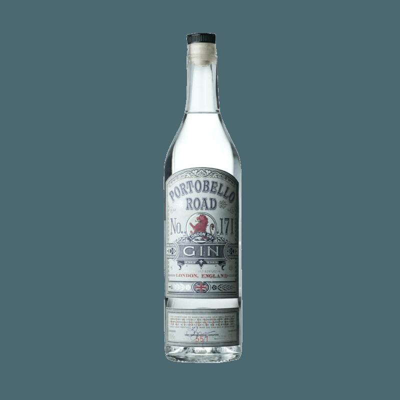 Comprar GIN PORTOBELLO ROAD al mejor precio en BNG Bebidas - Compra Ginebras PORTOBELLO online al mejor precio en BNG bebidas.
