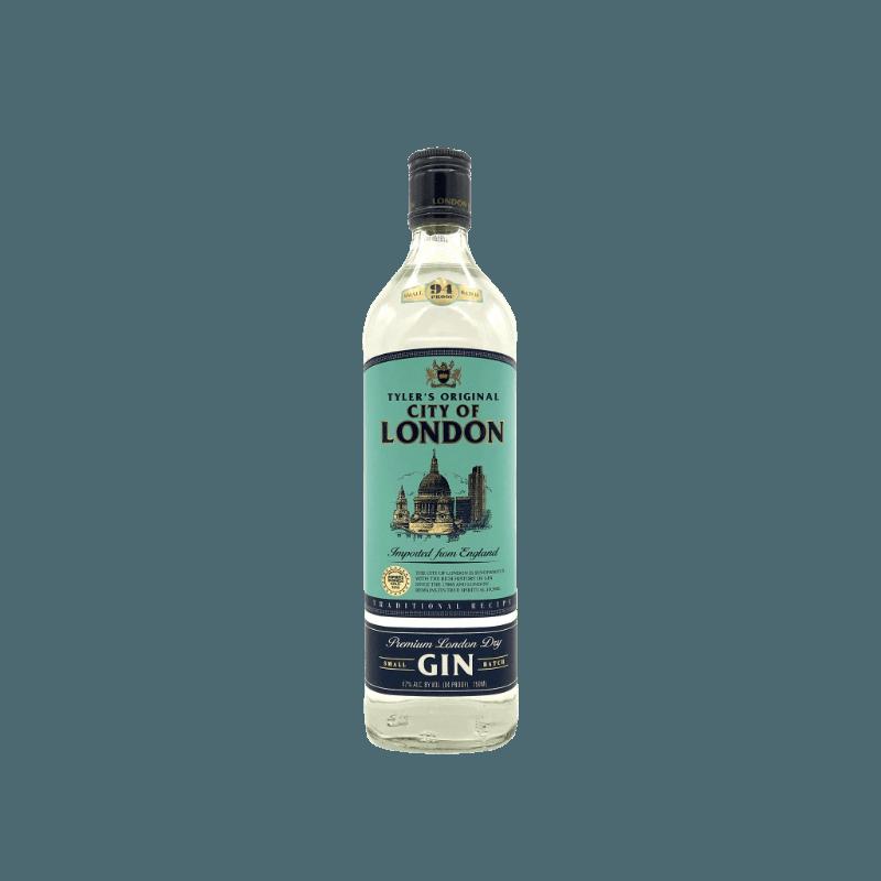 Comprar GIN PREMIUM CITY OF LONDON al mejor precio en BNG Bebidas - Compra Ginebras CITY OF LONDON online al mejor precio en BNG bebidas.