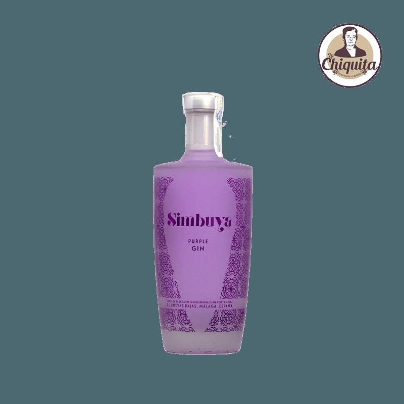 Comprar GIN PREMIUM SIMBUYA PURPLE al mejor precio en BNG Bebidas - Compra Ginebras SIMBUYA online al mejor precio en BNG bebidas.