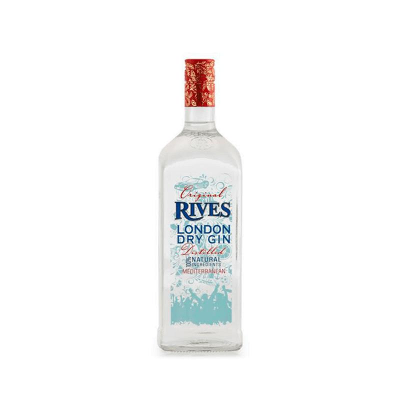 Comprar GIN RIVES ORIGINAL BLANCA al mejor precio en BNG Bebidas - Compra Ginebras RIVES online al mejor precio en BNG bebidas.
