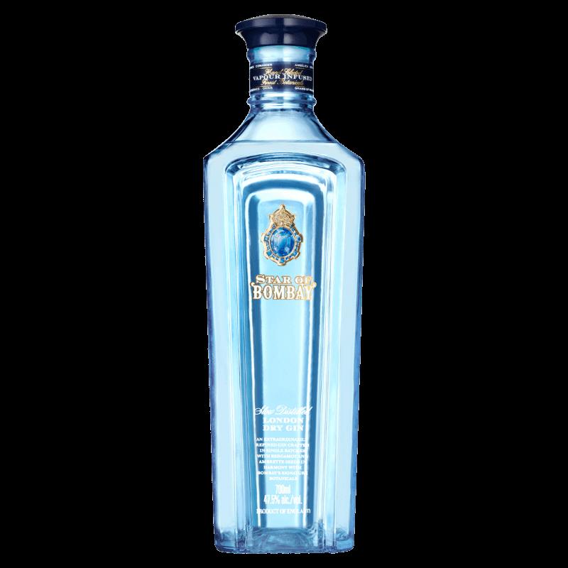 Comprar GIN STAR OF BOMBAY al mejor precio en BNG Bebidas - Compra Ginebras BOMBAY online al mejor precio en BNG bebidas.