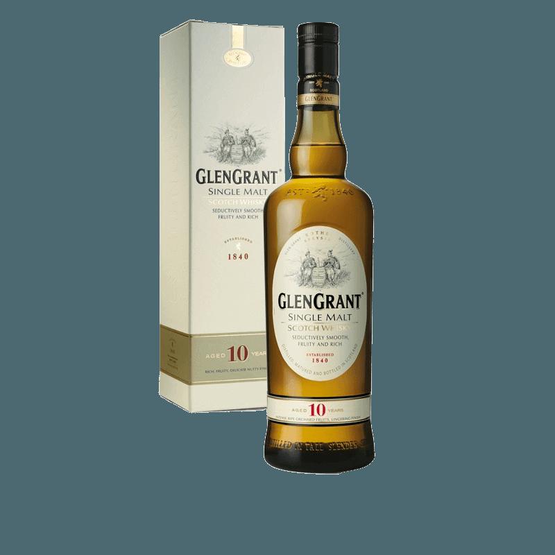Comprar GLEN GRANT 10 ANOS al mejor precio en BNG Bebidas - Compra Whiskys GLEN GRANT online al mejor precio en BNG bebidas.