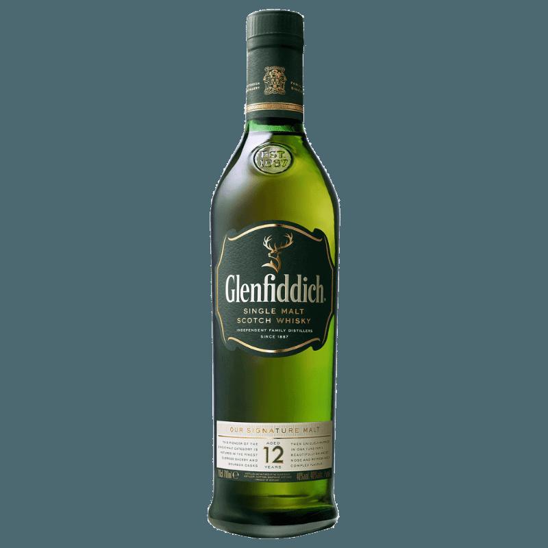 Comprar GLENFIDDICH 12 ANOS al mejor precio en BNG Bebidas - Compra Whiskys GLENFIDDICH online al mejor precio en BNG bebidas.