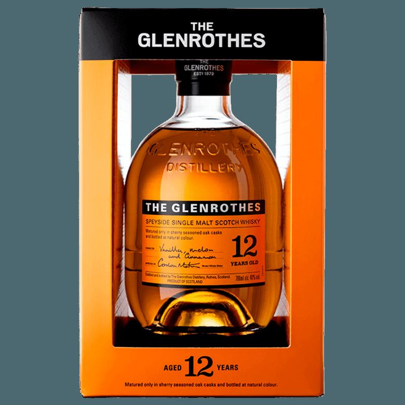 Comprar GLENROTHES 12 AÑOS al mejor precio en BNG Bebidas - Compra Whiskys GLENROTHES online al mejor precio en BNG bebidas.