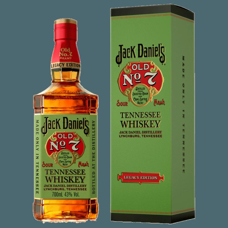 Comprar JACK DANIELS LEGACY al mejor precio en BNG Bebidas - Compra Whiskys JACK DANIELS online al mejor precio en BNG bebidas.