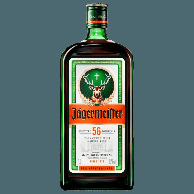 Comprar JAGERMEISTER al mejor precio en BNG Bebidas - Compra Licores Y Dest. JAGERMEISTER online al mejor precio en BNG bebidas.