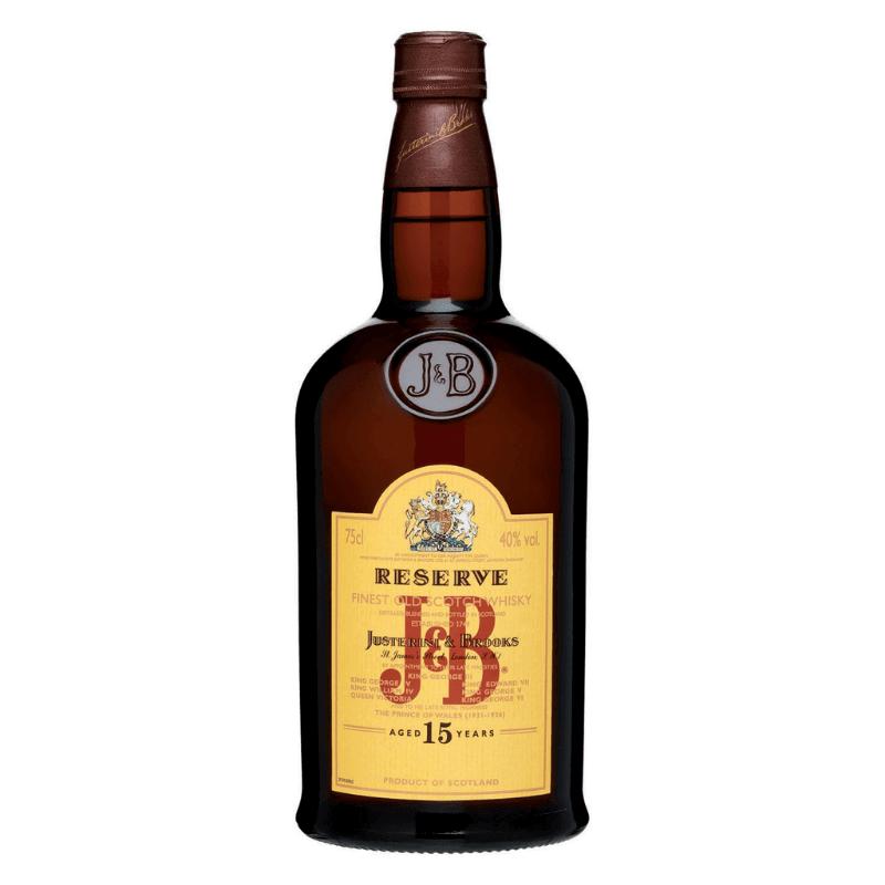 Comprar JB RESERVA 15 ANOS al mejor precio en BNG Bebidas - Compra Whiskys JB online al mejor precio en BNG bebidas.