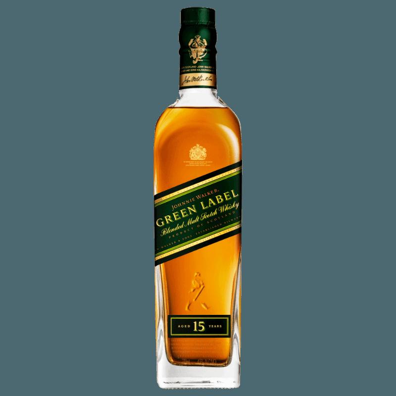 Comprar JHONIE WALKER GREEN al mejor precio en BNG Bebidas - Compra Whiskys JOHNNIE WALKER online al mejor precio en BNG bebidas.
