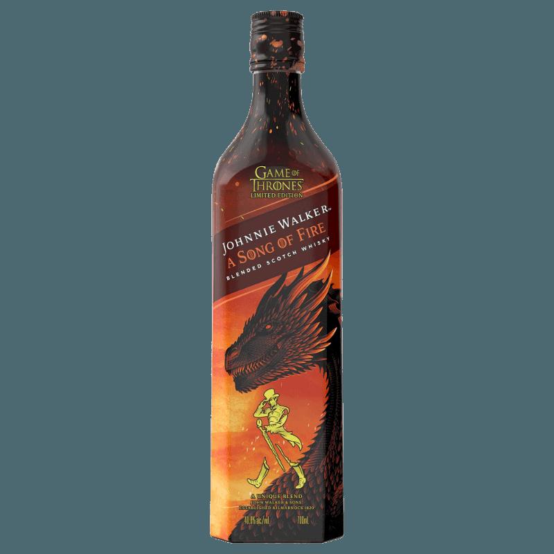 Comprar JHONNIE A SONG OF FIRE al mejor precio en BNG Bebidas - Compra Whiskys JOHNNIE WALKER online al mejor precio en BNG bebidas.