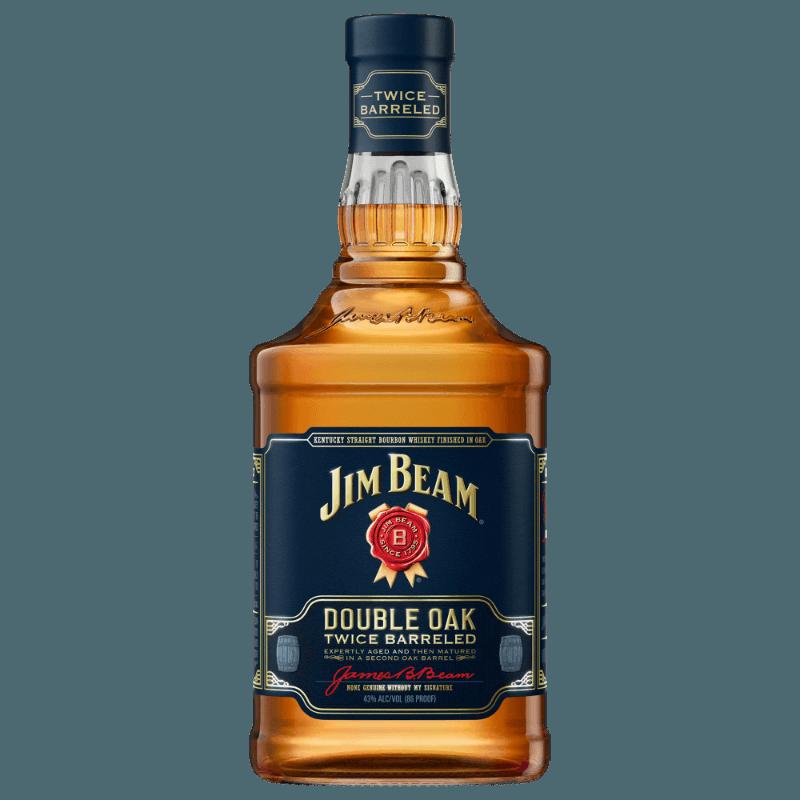 Comprar JIM BEAM DOUBLE OAK al mejor precio en BNG Bebidas - Compra Whiskys JIM BEAN online al mejor precio en BNG bebidas.