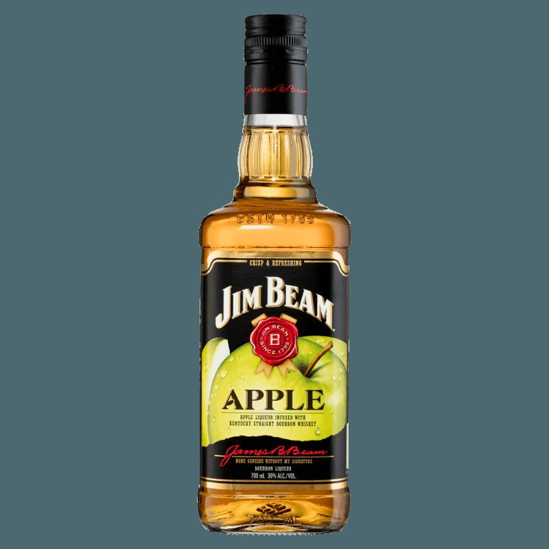 Comprar JIM BEAN APPLE al mejor precio en BNG Bebidas - Compra Whiskys JIM BEAN online al mejor precio en BNG bebidas.