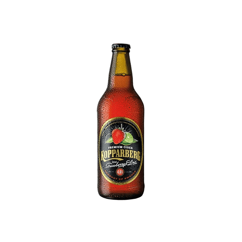 Comprar KOPPARBERG FRESA LIMA al mejor precio en BNG Bebidas - Compra Sidras KOPPARBERG online al mejor precio en BNG bebidas.