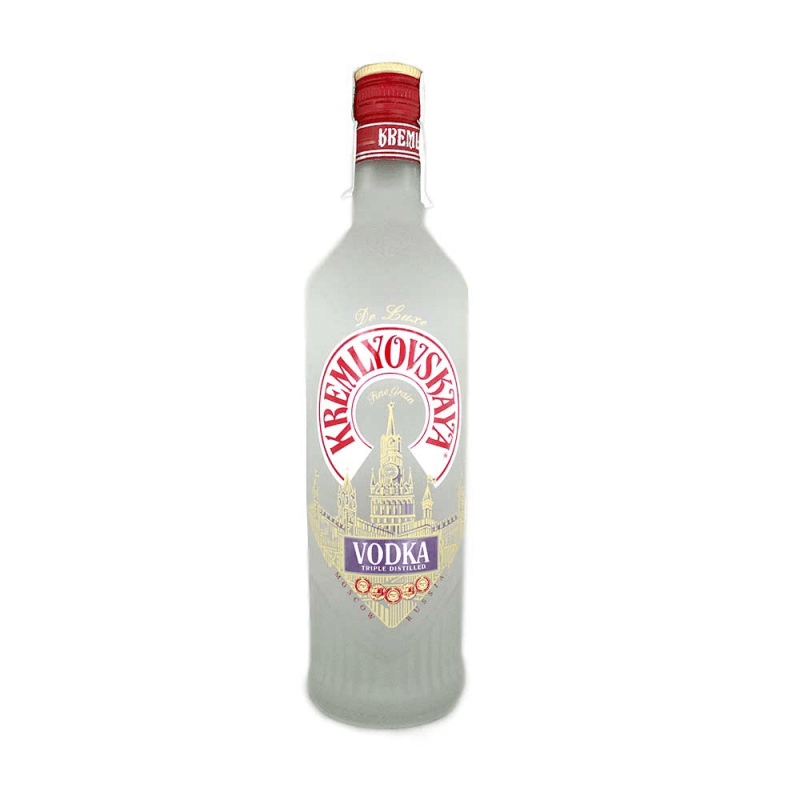 Comprar KREMLYOVSKAYA al mejor precio en BNG Bebidas - Compra Vodkas KREMLIOSKAYA online al mejor precio en BNG bebidas.