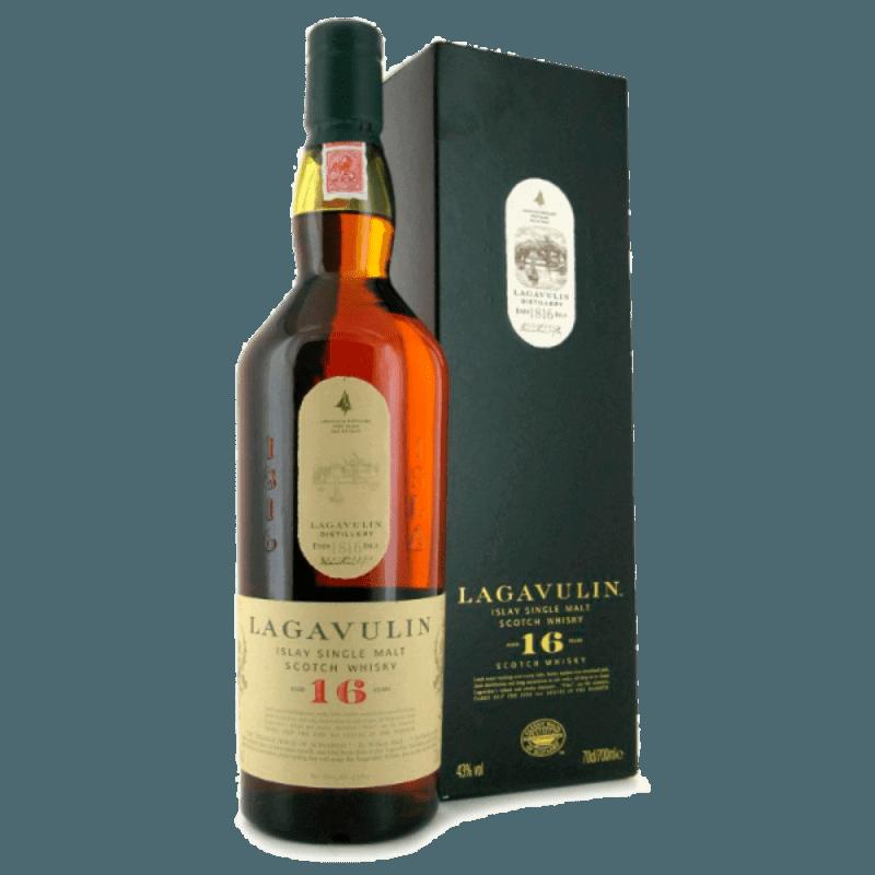 Comprar LAGAVULLIN 16 ANOS al mejor precio en BNG Bebidas - Compra Whiskys LAGAVULLIN online al mejor precio en BNG bebidas.