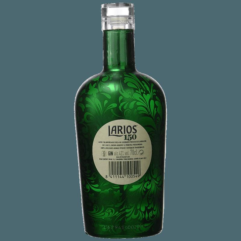Comprar LARIOS 150 ANIVERSARIO al mejor precio en BNG Bebidas - Compra Ginebras LARIOS online al mejor precio en BNG bebidas.