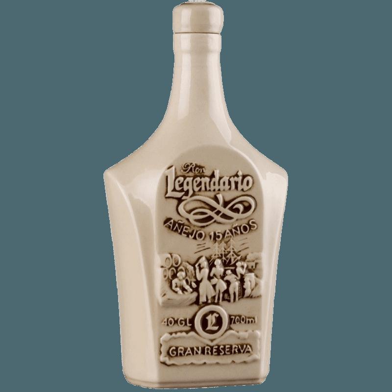 Comprar LEGENDARIO G. RESERVA 15 AÑOS al mejor precio en BNG Bebidas - Compra Rones LEGENDARIO online al mejor precio en BNG bebidas.
