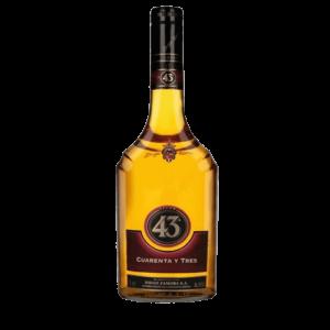 Comprar LICOR 43 al mejor precio en BNG Bebidas - Compra Licores Y Dest. LICOR 43 online al mejor precio en BNG bebidas.