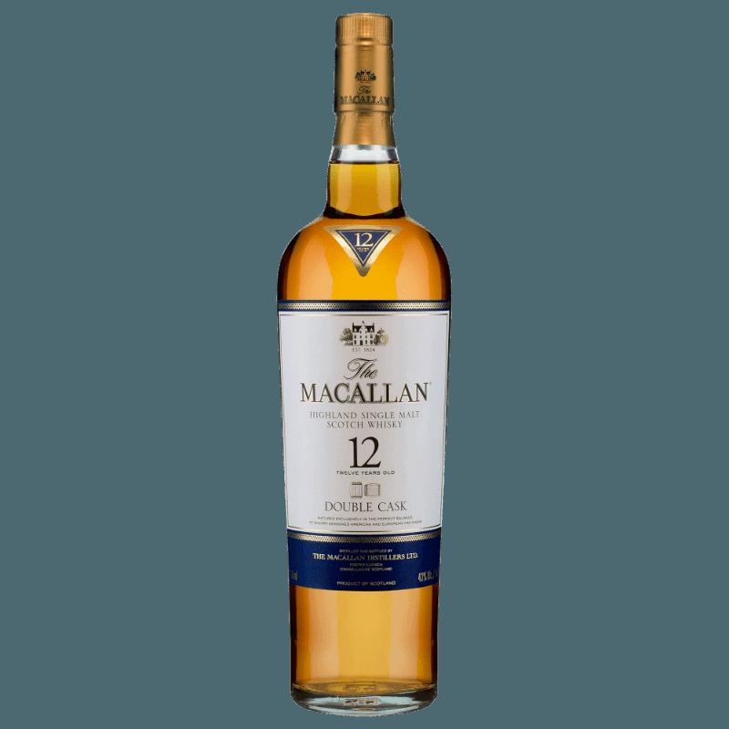 Comprar MACALLAN 12 AÑOS DOUBLE CASK al mejor precio en BNG Bebidas - Compra Whiskys MACALLAN online al mejor precio en BNG bebidas.